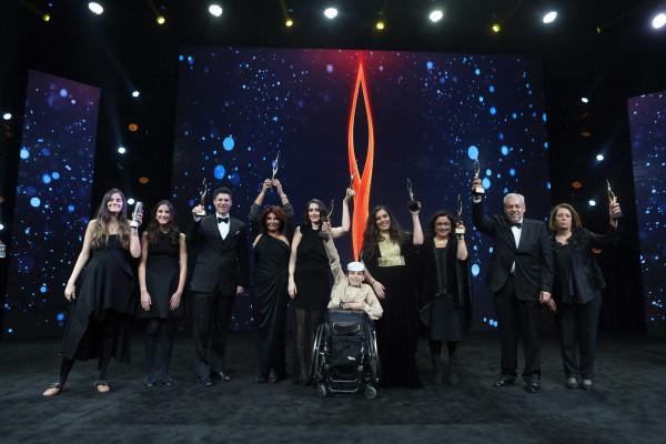 Awards Ceremony in Amman