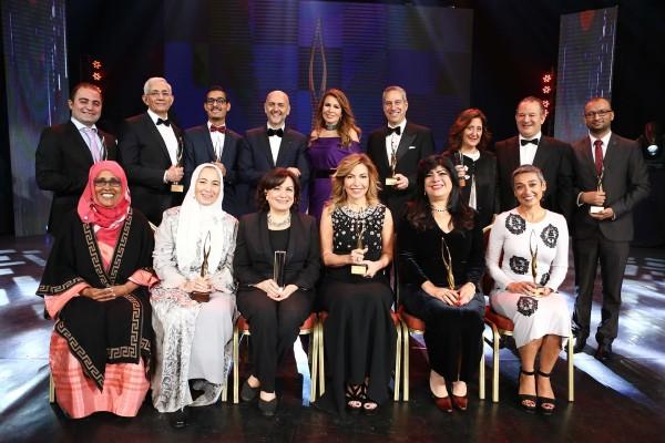 Awards Ceremony in Cairo