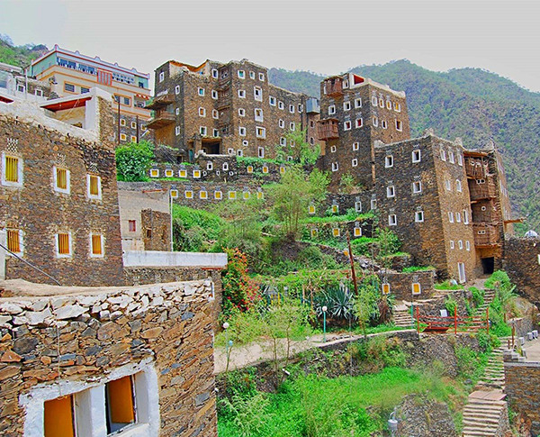 Rijal Alma joins UNESCO World Heritage List - Arabnews