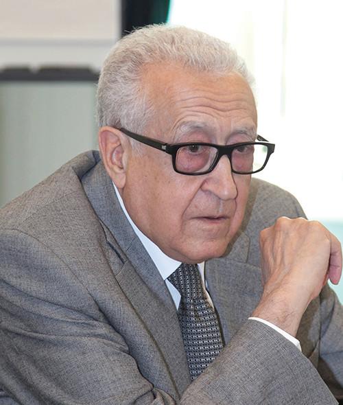 Lakhdar Brahimi
