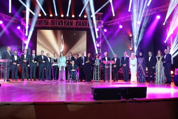 Awards Ceremony in Marrakesh