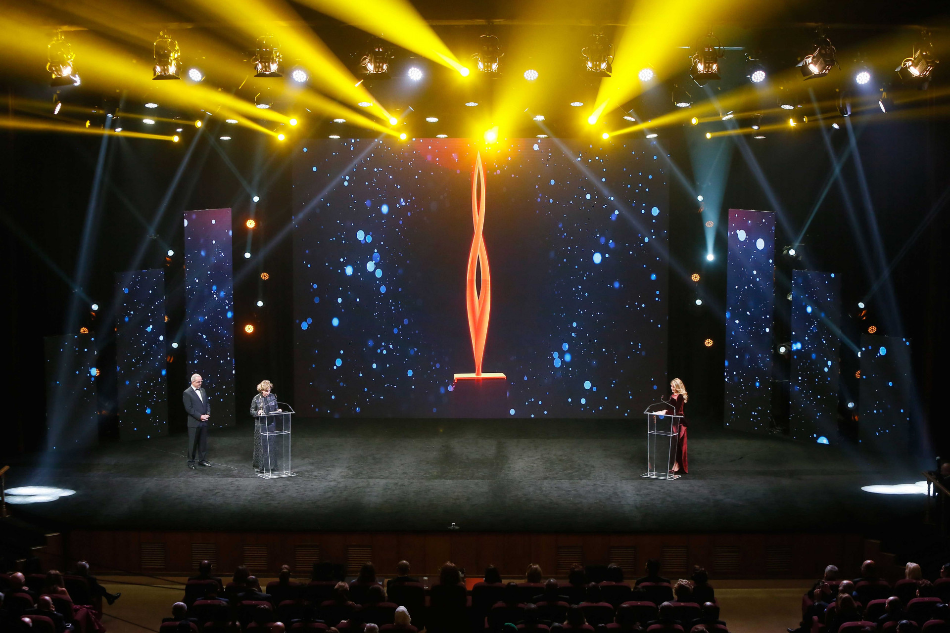 Awards Ceremony in Amman