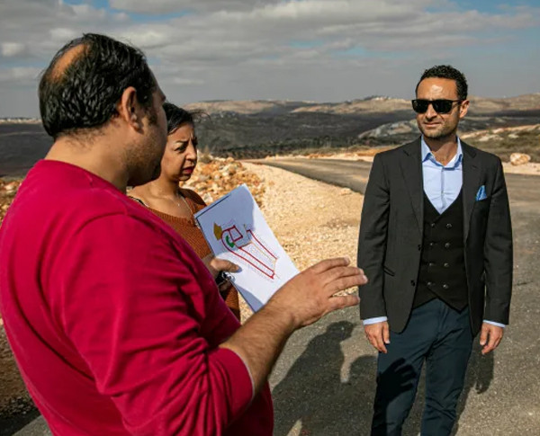 TAKREEM Laureate, Khaled Sabawi, Back in Palestine With a Dream