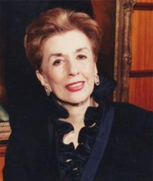 Mamdouha El-Sayed Bobst