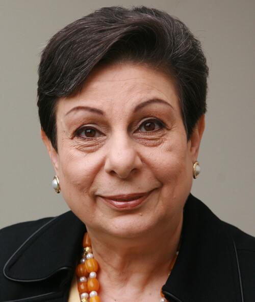 Hanan Ashrawi
